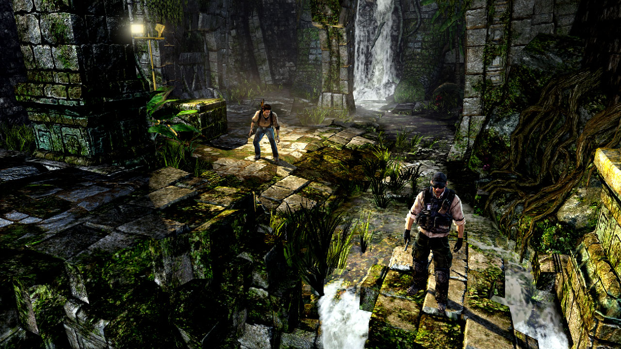 Uncharted Golden Abyss Review Eggplante
