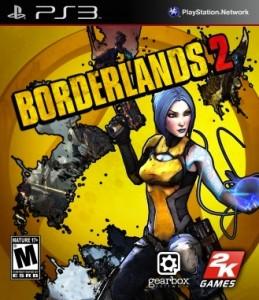 Borderlands Alternate Box Art