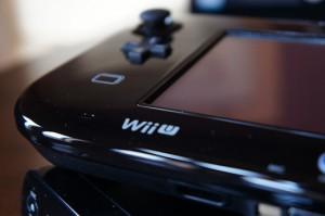 Wii U GamePad Closeup