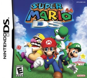 The main reason we originally bought a Nintendo DS.