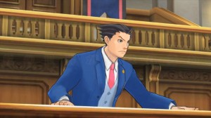Ace Attorney 5 - Phoenix Wright