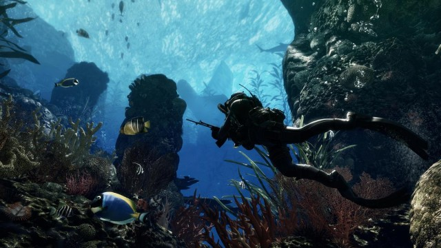 Call of Duty- Ghosts - Underwater Gameplay