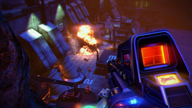 Far Cry 3- Blood Dragon - Gameplay 2