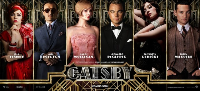 Great Gatsby - Group Cast
