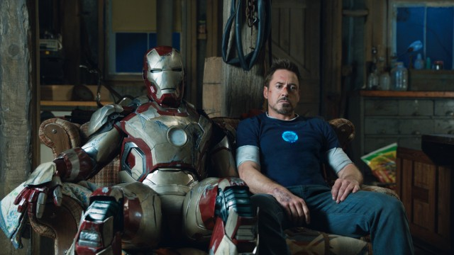 Iron Man 3 - Couch Armour