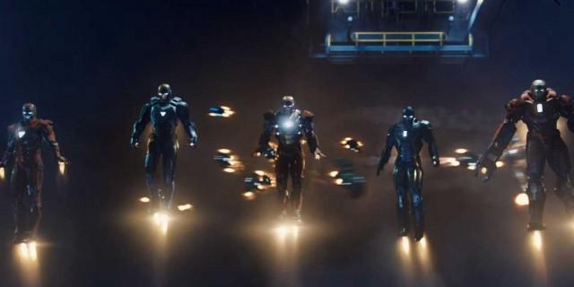Iron Man 3 - Iron Legion