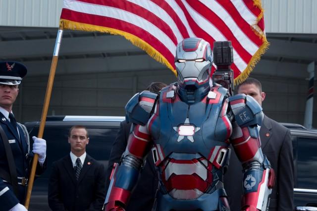 Iron Man 3 - Iron Patriot