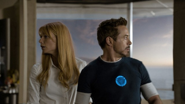 Iron Man 3 - Tony and Pepper