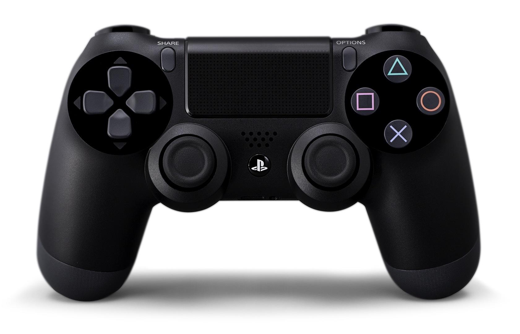 Pics Photos Ps4 Dualshock 4 Controller Auf Der Games
