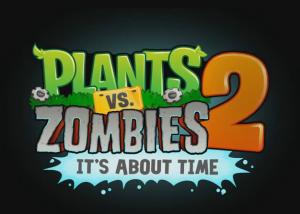 Plants vs. Zombies 2 Logo