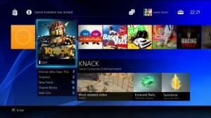 PlayStation 4 - Store