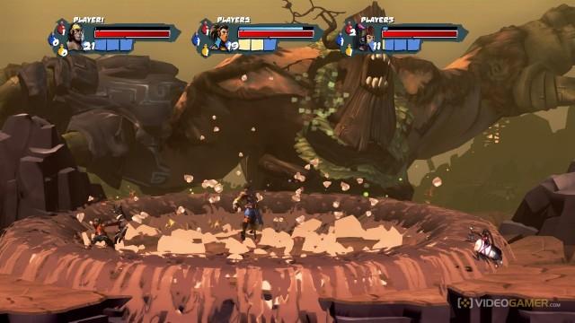 Sacred Citadel Gameplay 4
