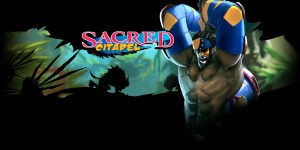 Sacred Citadel - Logo