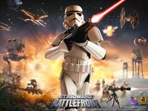 Star Wars- Battlefront