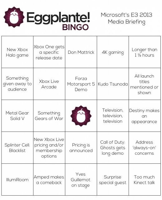 BingoMicrosoftE3