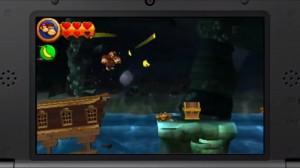 DKCR3D - Gameplay 3