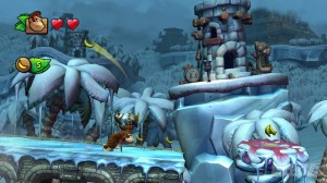 Donkey Kong Country- Tropical Freeze - Gameplay