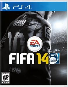 FIFA 14 - Next-Gen Box Art