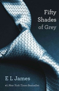 Fifty Shades of Grey - Cover Art