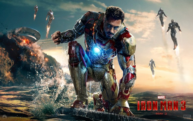 Iron Man 3 - Promo Art