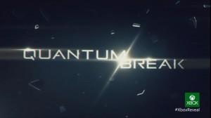 Quantum Break - Title