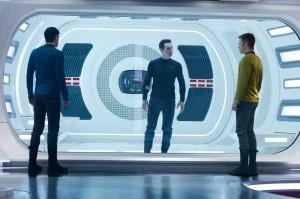 STID - Kirk, Spock, Harrison