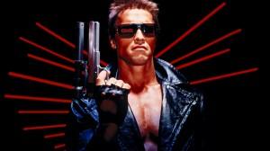 Terminator - Arnold as Terminator