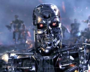 Terminator - Un-skinned Terminator Model
