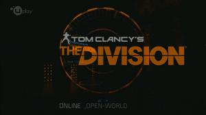 The Division - Title Logo