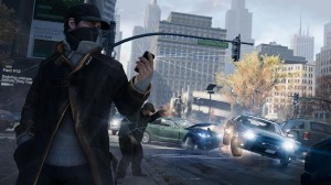Watch Dogs - Leaked Image 1