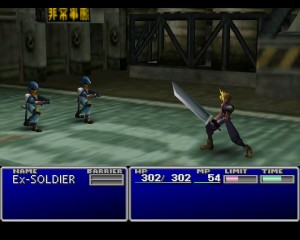 Final Fantasy VII - PC Gameplay