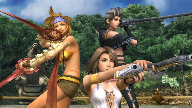 Final Fantasy X-2 HD Remaster - YRP