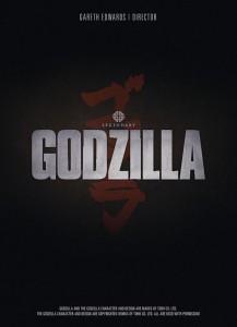 Godzilla 2014 - Poster