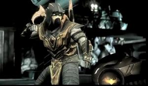 Injustice- Gods Among Us - Scorpion