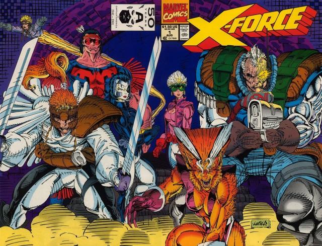 Marvel Comics - X-Force