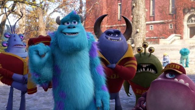 Monsters University - James P. Sullivan