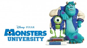 Monsters University - Promo Poster