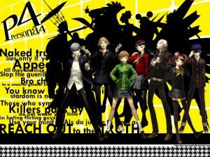Persona - Persona 4 Artwork
