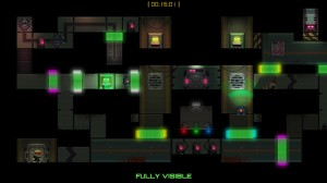Stealth Inc.- A Clone in the Dark - Gameplay