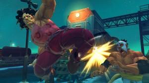 Ultra Street Fighter IV - Hugo Gameplay
