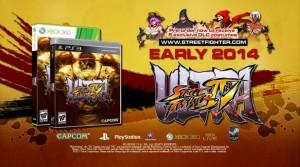 Ultra Street Fighter IV - Release Splash