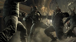 Batman- Arkham Origins - Gameplay