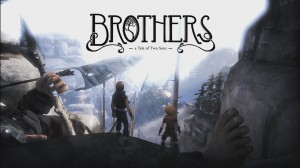 Brothers- A Tale of Two Sons - Promo Art