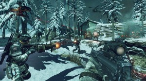 Call of Duty- Ghosts - Gameplay
