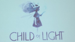 Child of Light - Title Art