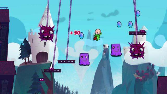Cloudberry Kingdom - Gameplay 1