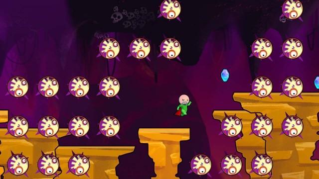 Cloudberry Kingdom - Gameplay 2