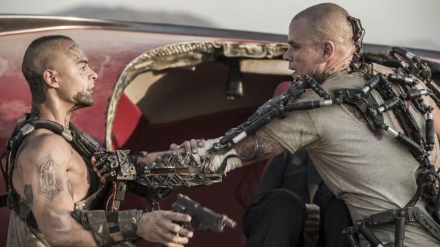 Matt Damon;Jose Pablo Cantillo