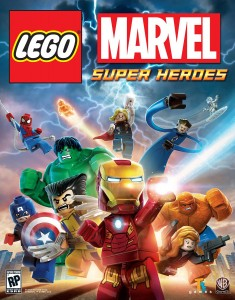 LEGO Marvel Super Heroes - Promo Art
