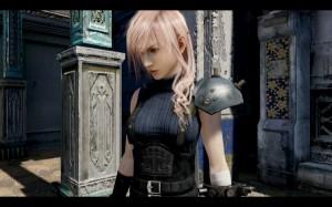 Lighting Returns- Final Fantasy XIII - Cloud Costume Footage